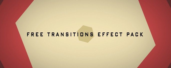Free Transitions Effect pack