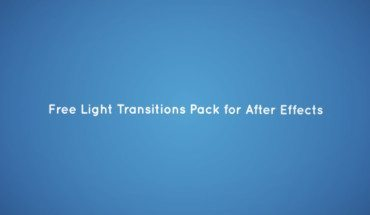 Free Light Transitions Pack