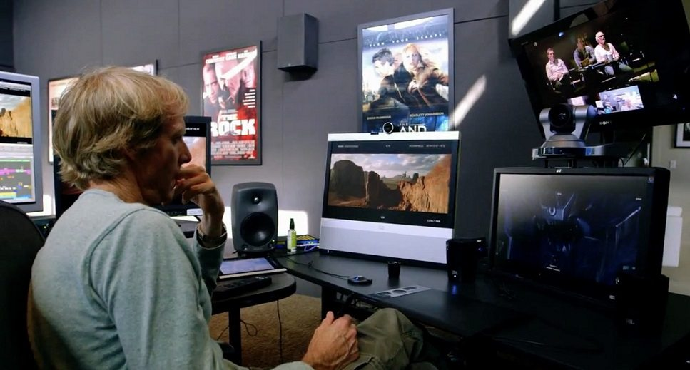 Transformers Age of Extinction In-Depth Post Production