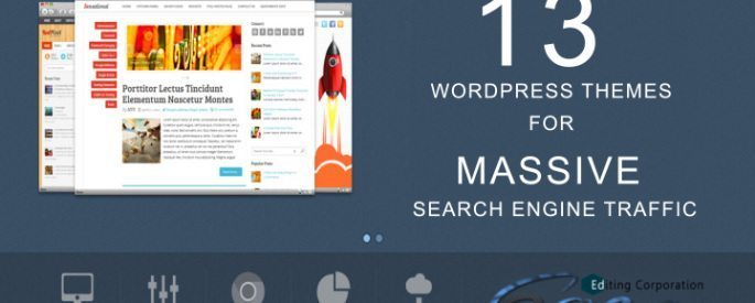 WordPress Themes for Massive Search Engine Traffic