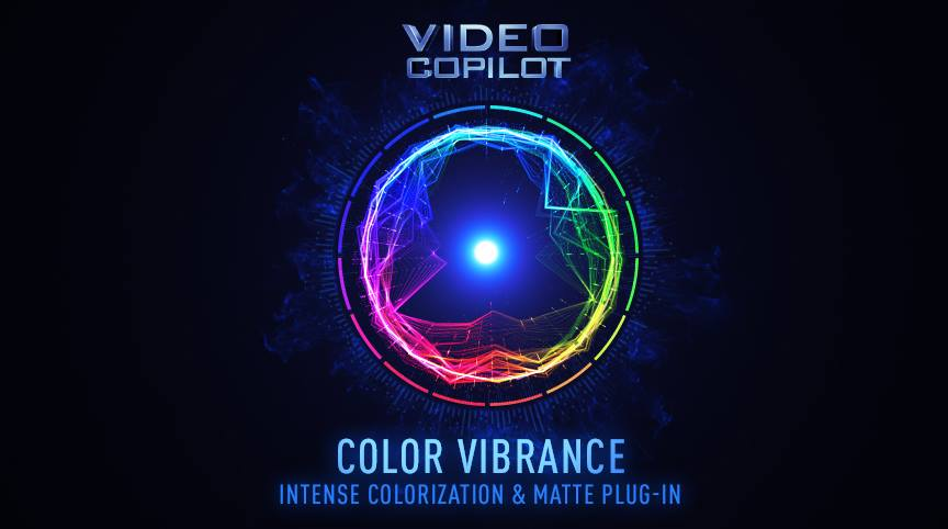 Color Vibrance After Effects Plugin
