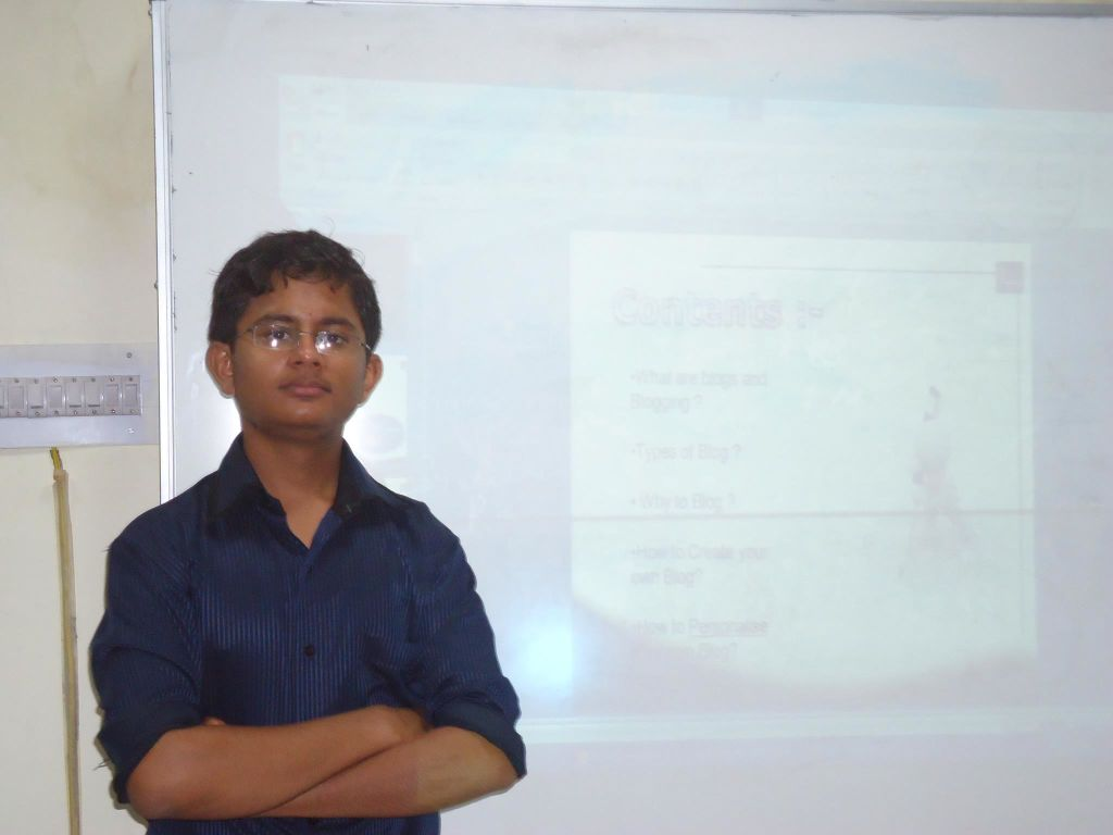 Journey from a Minor Dyslexia to a Computer Geek - Aditya Dubey