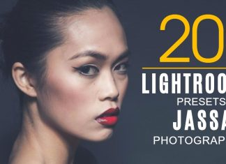20 LIGHTROOM PRESETS