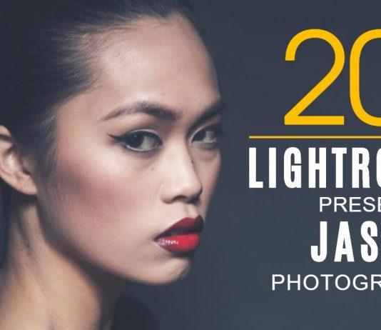 20 LIGHTROOM PRESETS