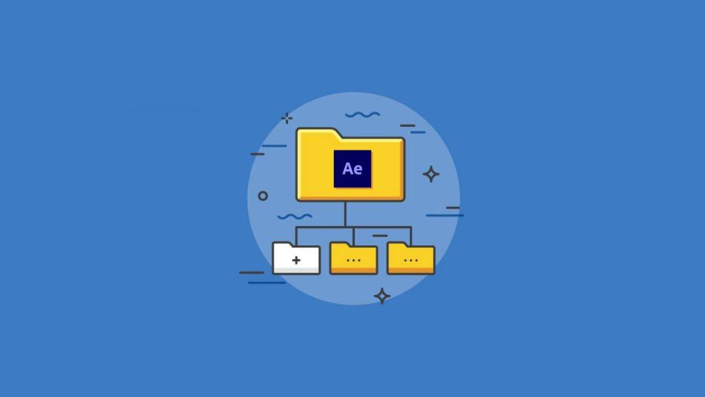Folder Setup Script After Effects
