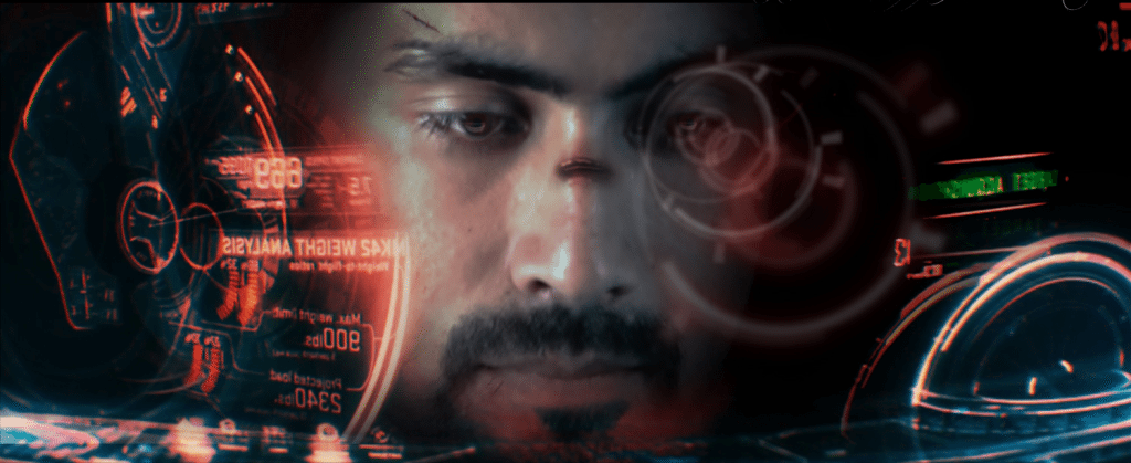 iron man hud template for photoshop and after effects