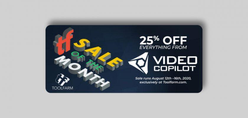 Videocopilot sale cover