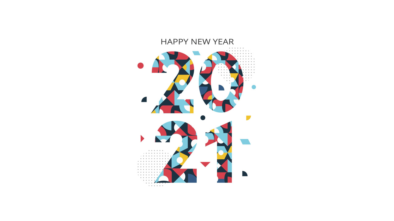New Year Countdown 2021 After Effects Templates