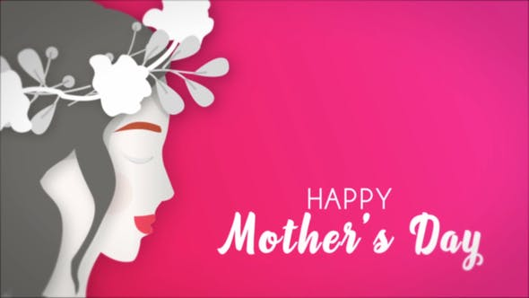 Happy Mother's Day After Effects Templates
