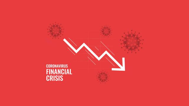 Coronavirus financial crises