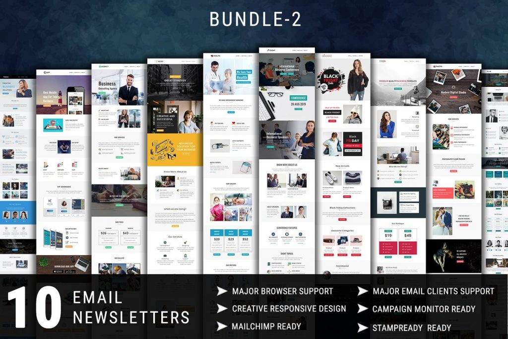 Email Newsletters Bundle