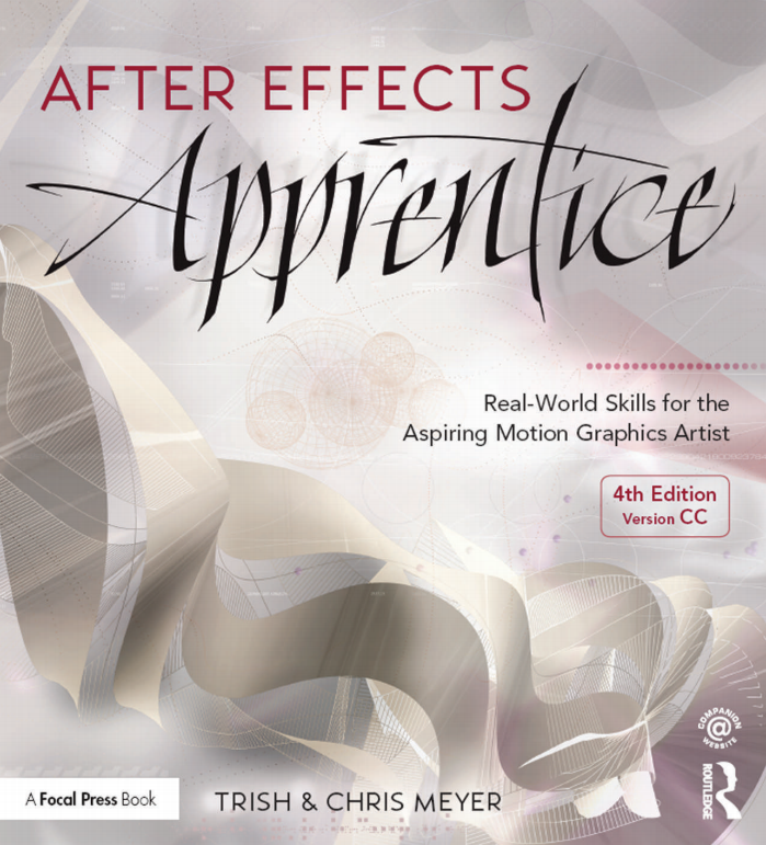 After Effects Apprentice By Trish & Chris Meyer - Free ebook