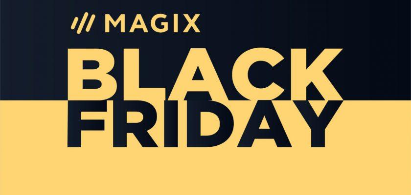 Magix Black Friday Sale