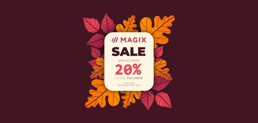 Magix fall sale
