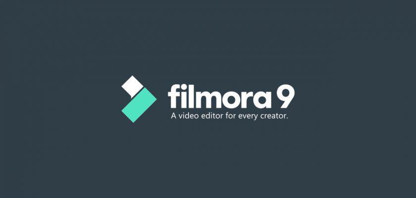 filmora 9 cover