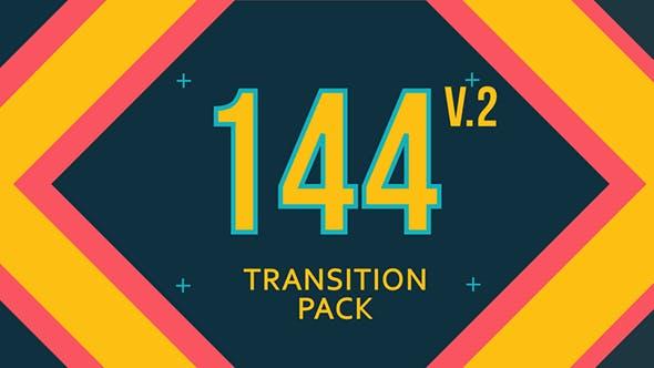 144 transitions pack v2