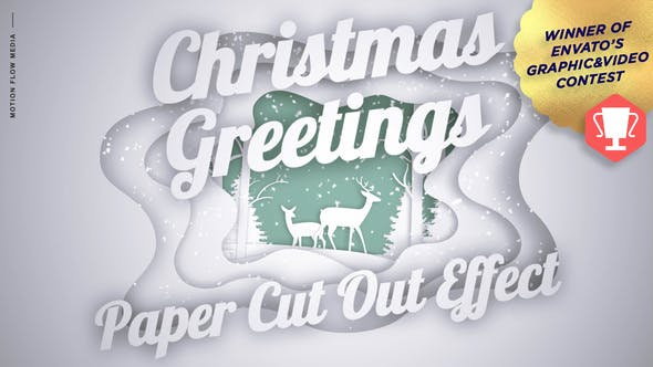 Christmas 2020 After Effects Templates