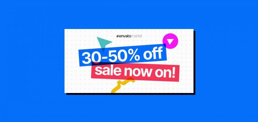 Envato Market Mid Year Sale 2021