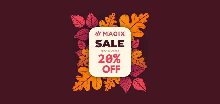 MAGIX Holiday Sale