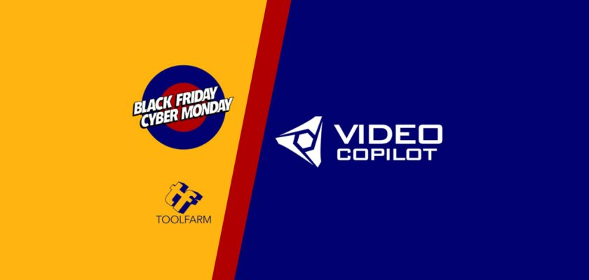 Videocopilot Black Friday Sale