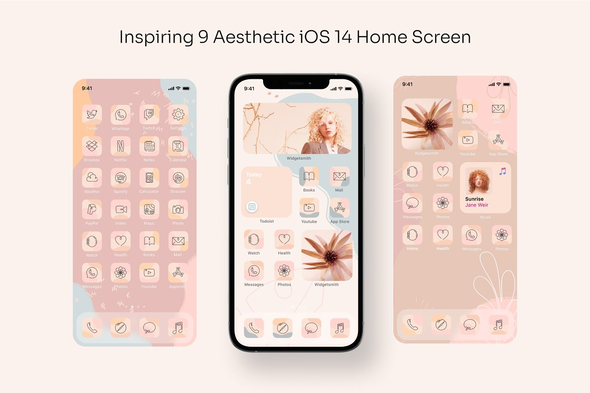 Iphone Ios 21 Icons Download Free