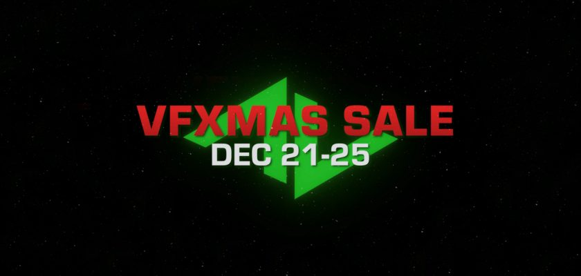 ActionVFX Christmas Sale