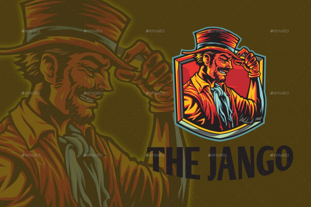 The Jango - youtube design assets
