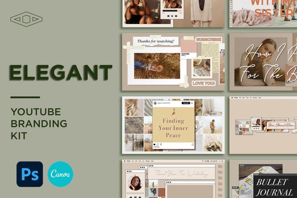 Elegant Branding Kit