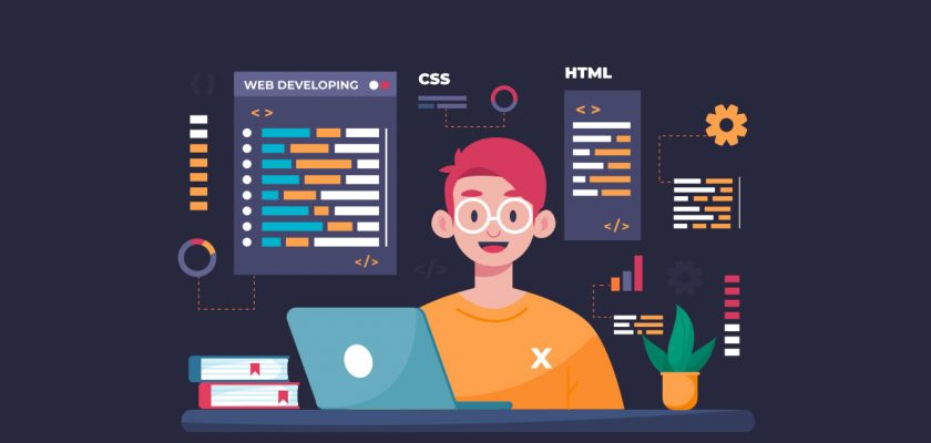 web designer from scratch