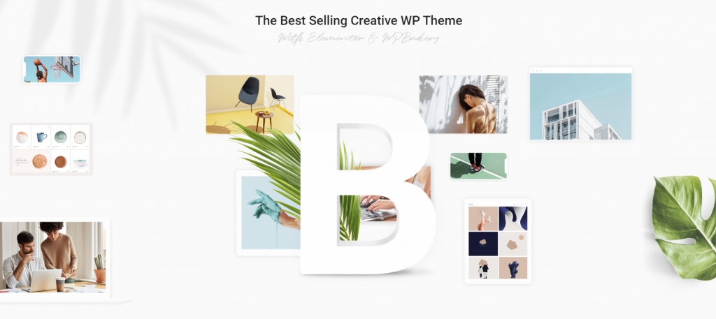 Bridge - Premium WordPress Themes of 2021