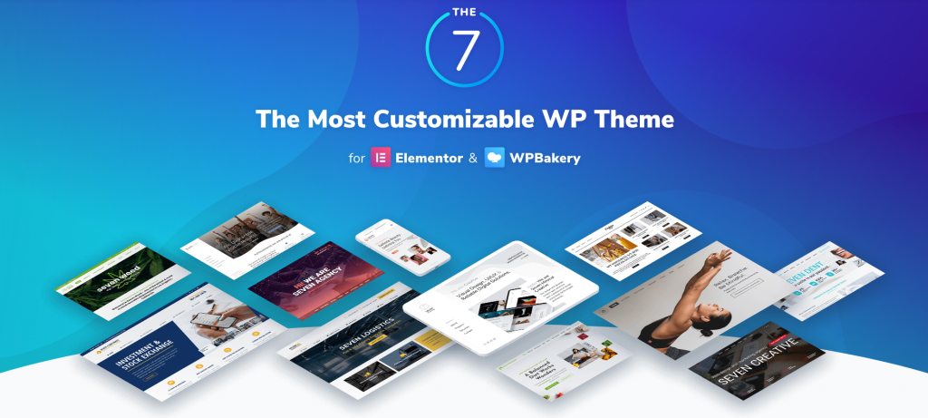 The7 - Premium WordPress Themes of 2021