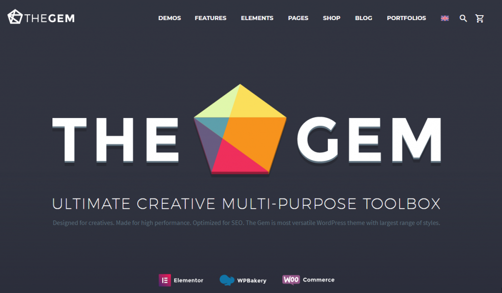 TheGem - Premium WordPress Themes of 2021
