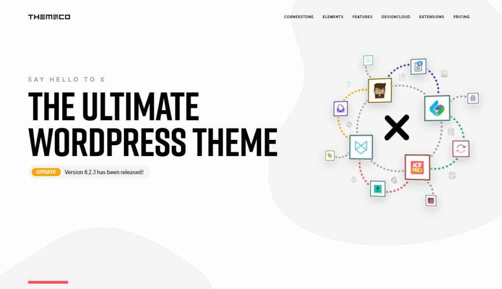 X Theme - Premium WordPress Themes of 2021