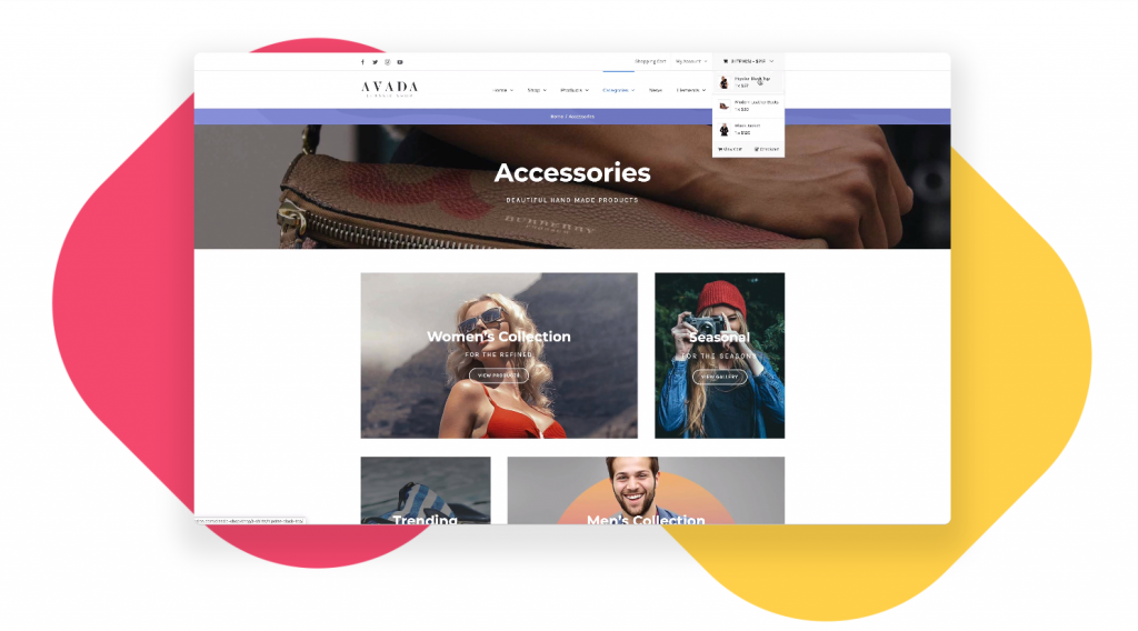 Avada - Premium WordPress Themes of 2021