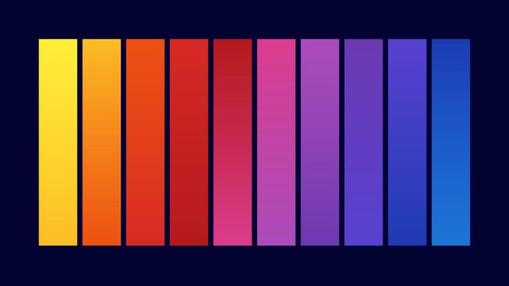 Logo design color