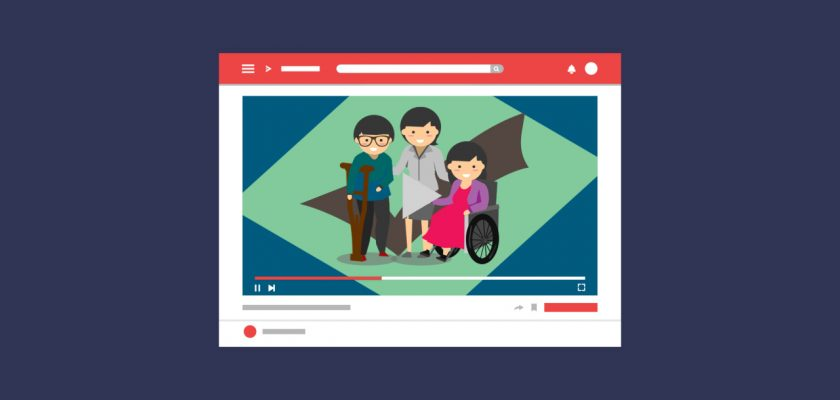 disability friendly videos