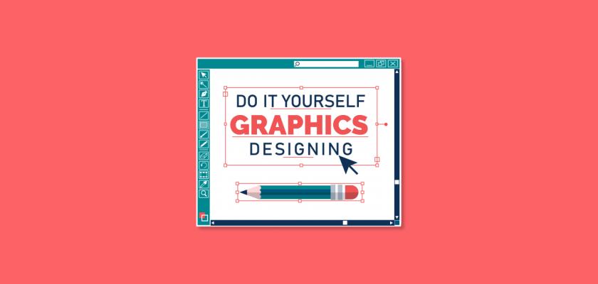 Web Application For DIY Graphics Designing