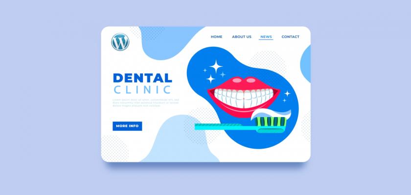 Dental Clinic WordPress Themes