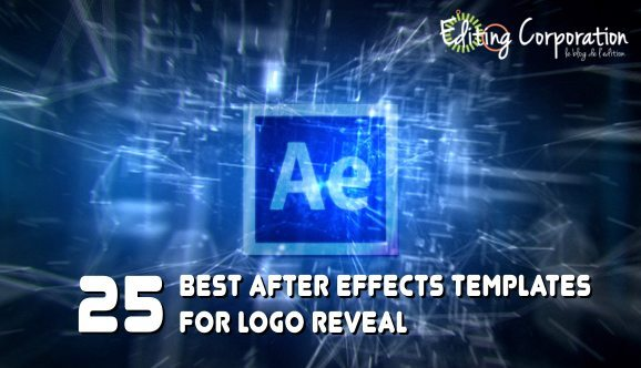 Best After Effects Templates for Logo Reveal