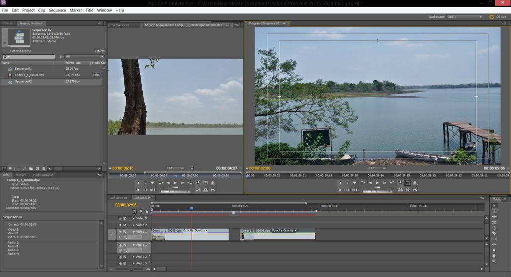Export 4K Video youtube