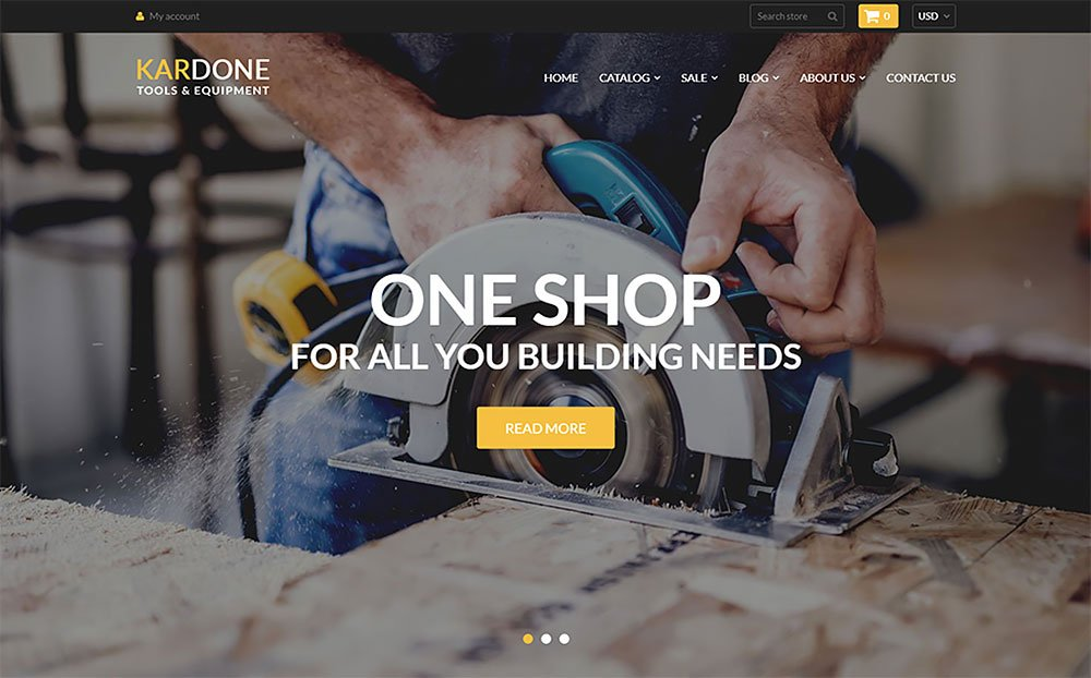 Quality Shopify Themes