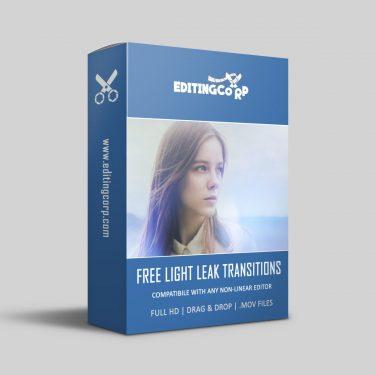 7 Free Light Leaks Product Image