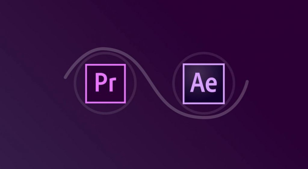 Premiere pro and after effects