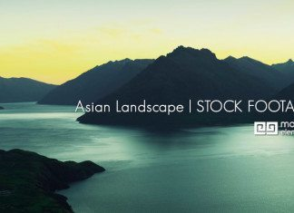 Asian landscape