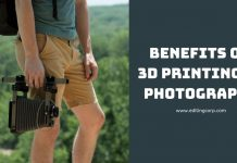 Benefits Of 3D Printing In Photography