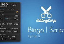 Bingo After Effects Script