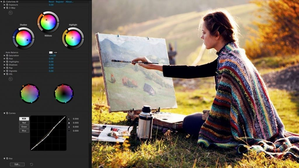 RED GIANT COLORISTA 4