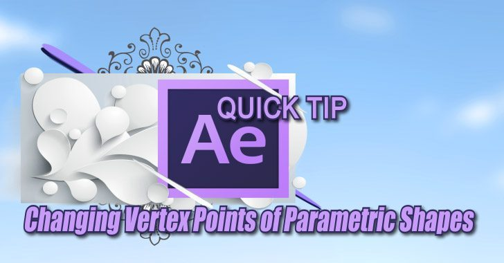 Changing Vertex Points of Parametric Shapes