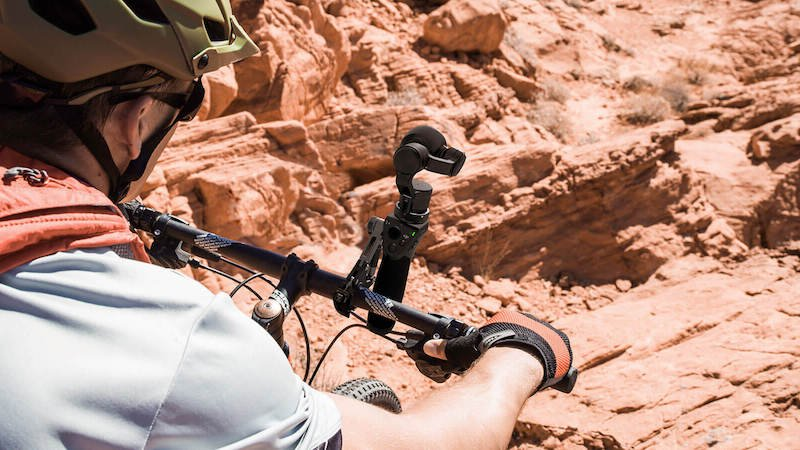 dji-osmo-on-a-mountain-bike