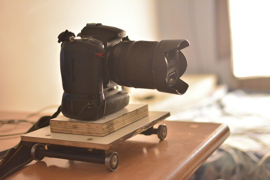 DIY Camera Trolley and Slider